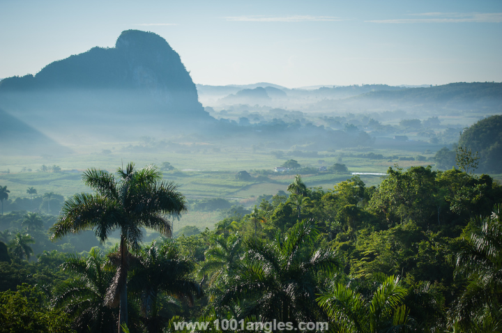 View from Vinales porch