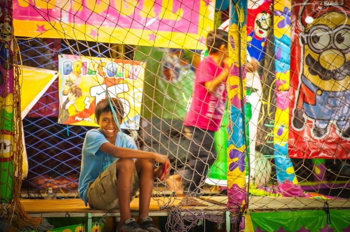 Town Fair in Temozon