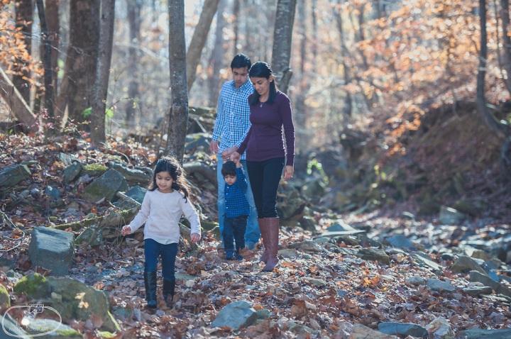 November Family Hike At Scott's Run Nature Preserve