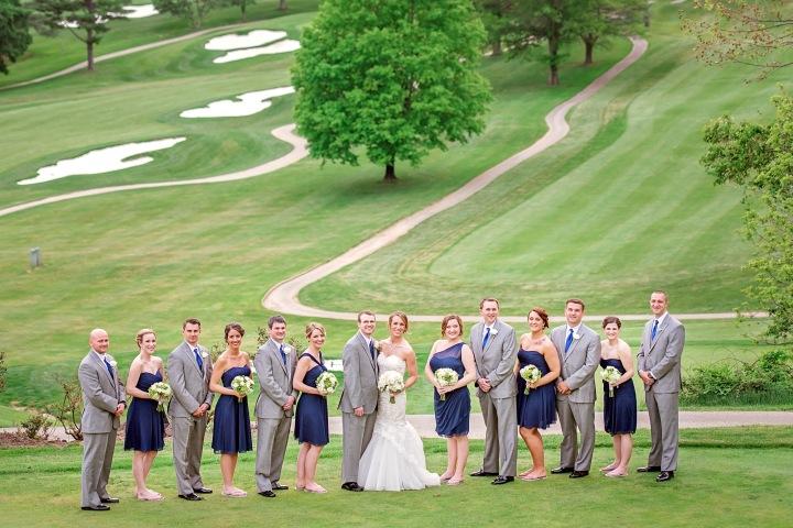 Hunts Valley Golf Club Wedding Maryland - 82