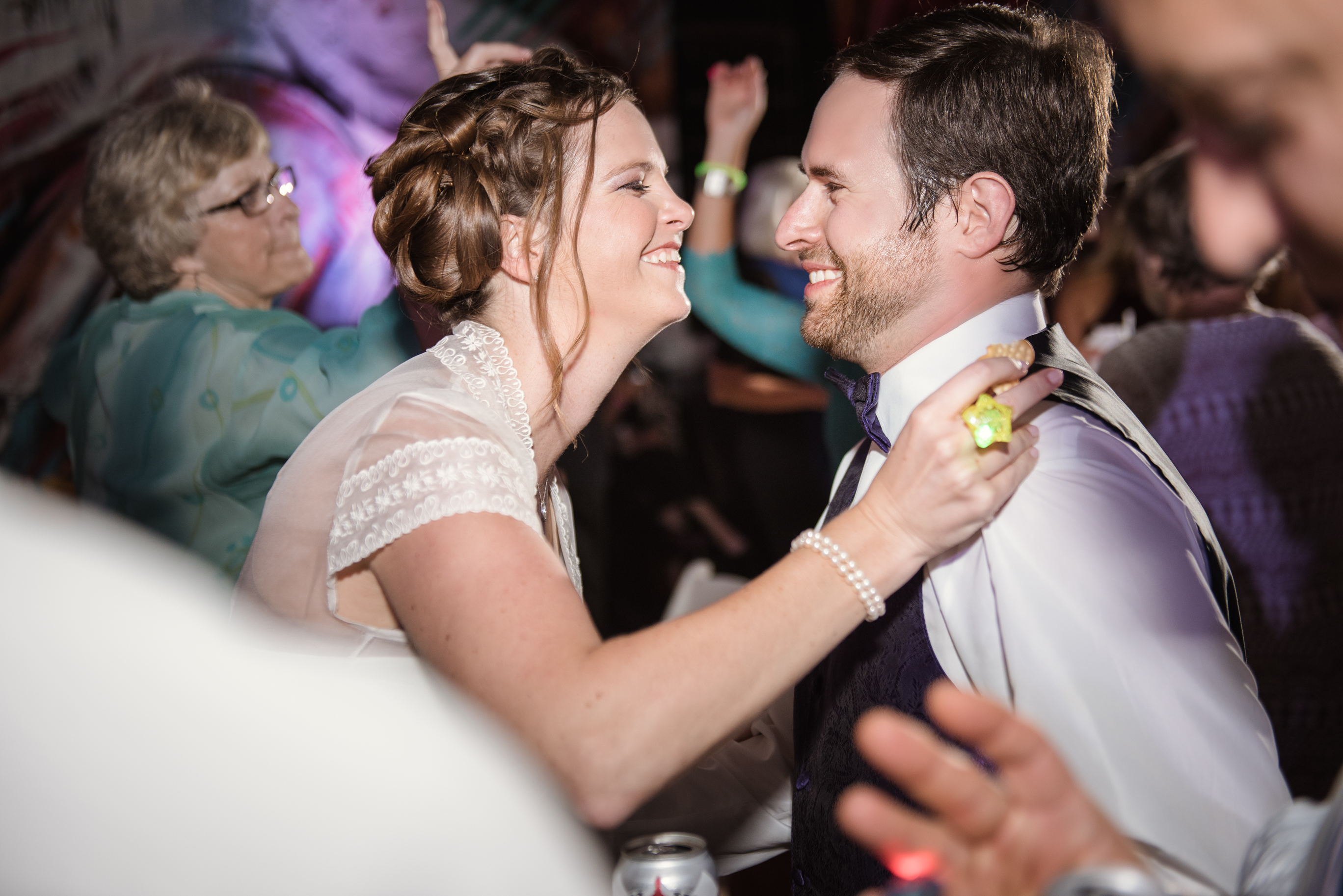 Blind Whino Washington DC Wedding