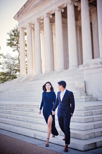 jefferson-memorial-sunrise-engagement-session-27