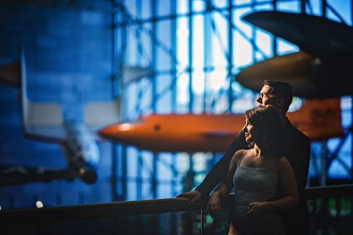 Air and Space Museum Engagement Session-2