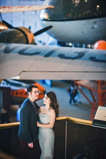Air and Space Museum Engagement Session-3
