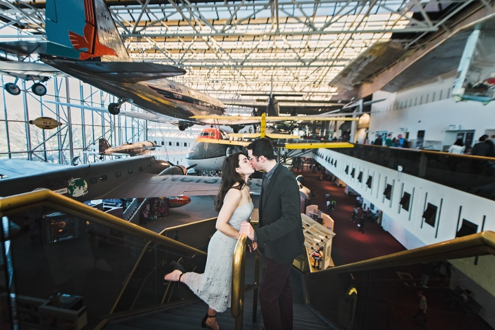 Air and Space Museum Engagement Session-4