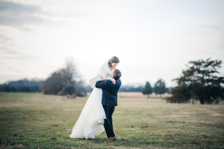 Brandy Hill Farms Winter Wedding-37