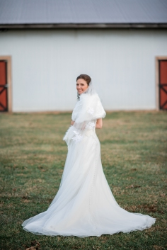 Brandy Hill Farms Winter Wedding-38