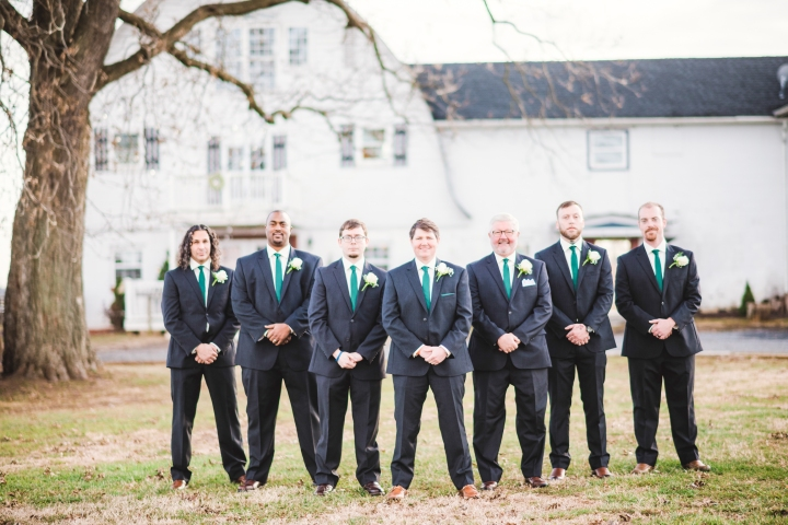Brandy Hill Farms Winter Wedding-59
