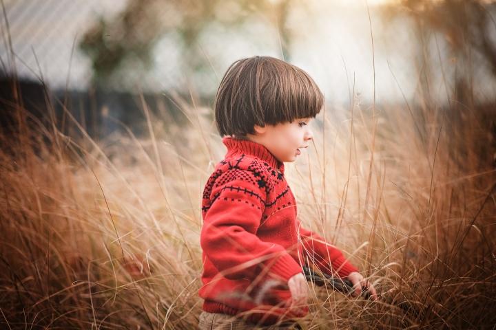 Harry Thomas Park Family Photo Session -12