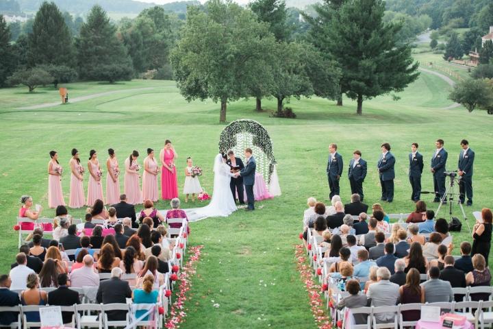 Holly Hills Country Club Wedding Maryland-43