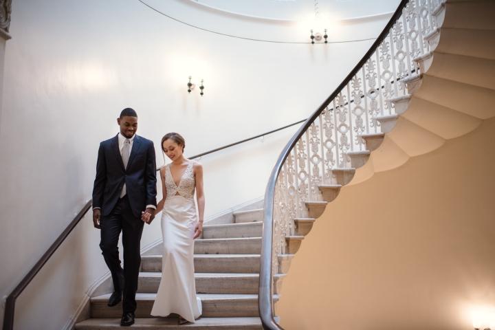 Hotel Monaco Loft 600 Wedding Washington DC-26