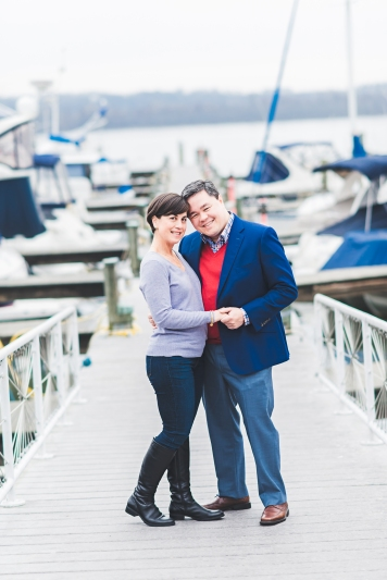 Old Town Alexandria Waterfront Engagement Session, Virginia-2