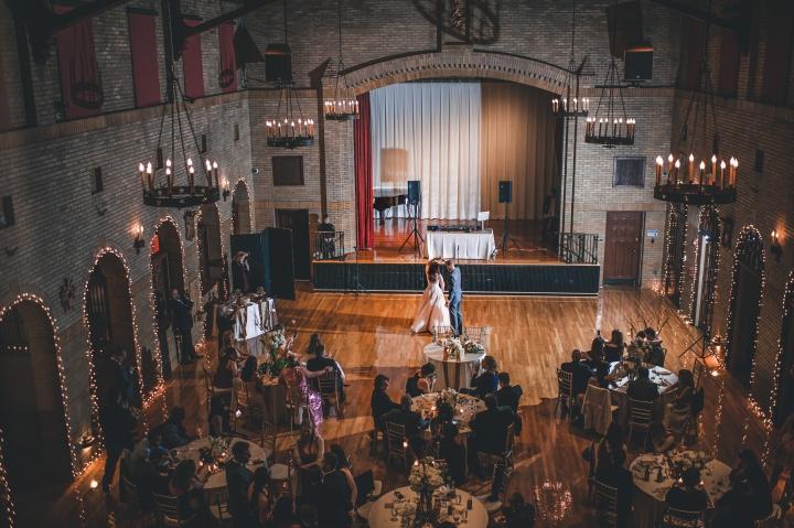 St Francis Hall Wedding-119