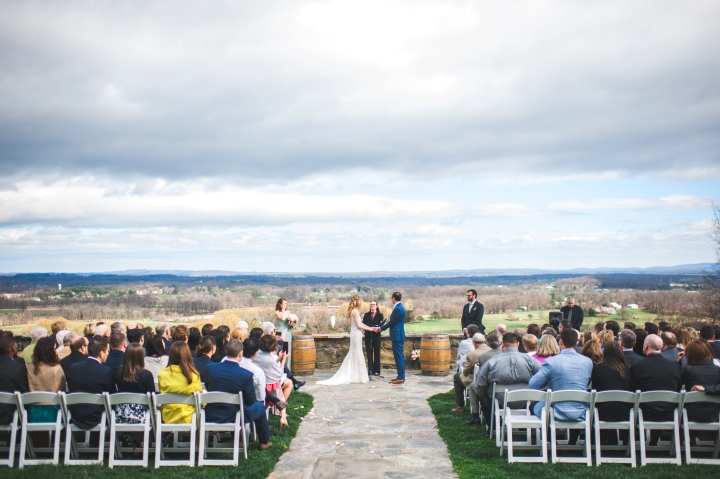 Bluemont Vineyard Wedding Virginia-46