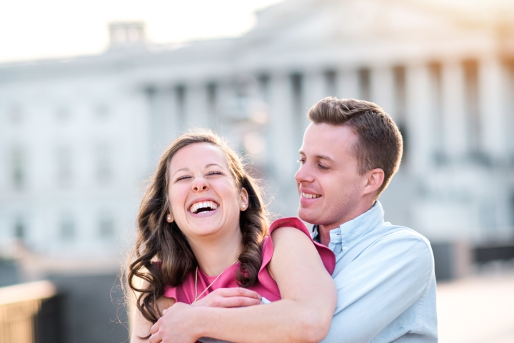 Capitol Hill Engagement Session Washington DC-22