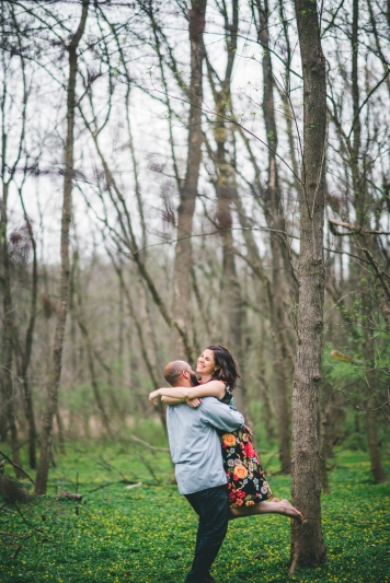 Rock Creek Park Washington DC Engagement Session-10