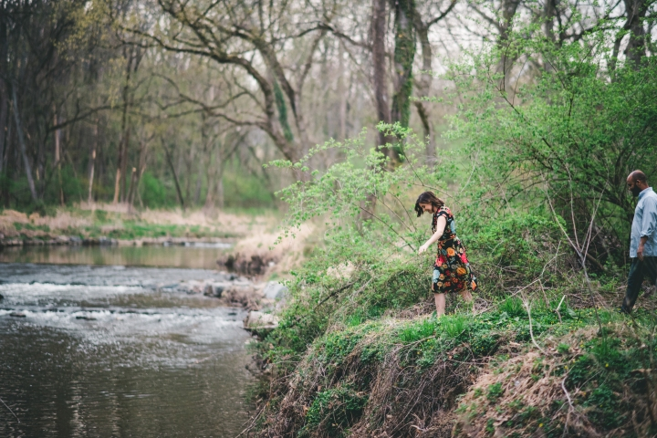 Rock Creek Park Washington DC Engagement Session-17