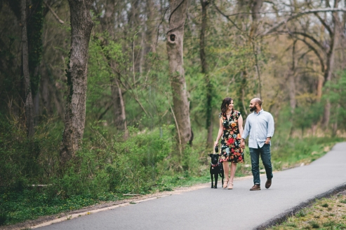 Rock Creek Park Washington DC Engagement Session-2