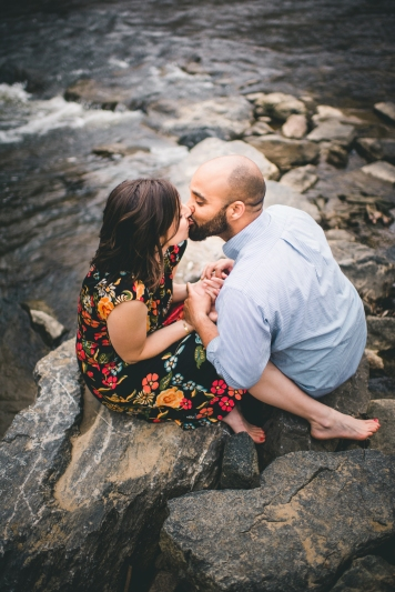 Rock Creek Park Washington DC Engagement Session-23