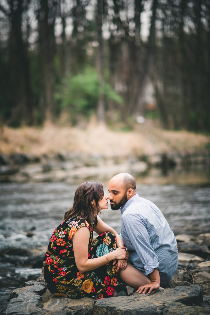Rock Creek Park Washington DC Engagement Session-29