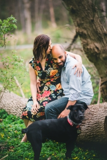 Rock Creek Park Washington DC Engagement Session-4