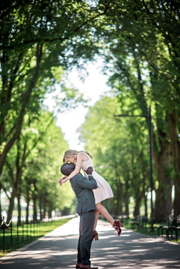 Lincoln Memorial Engagement Session-20