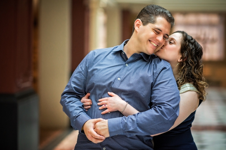 National Portrait Gallery Engagement Session-14