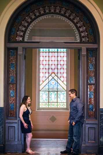 National Portrait Gallery Engagement Session-17