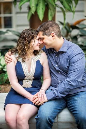 National Portrait Gallery Engagement Session-19
