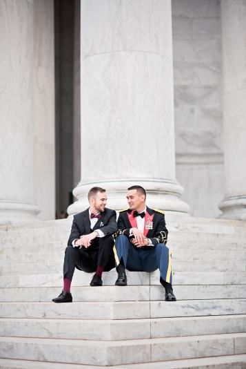 Army Navy Club Gay Wedding-24