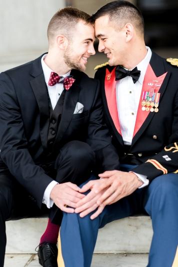 Army Navy Club Gay Wedding-30