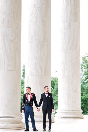 Army Navy Club Gay Wedding-33