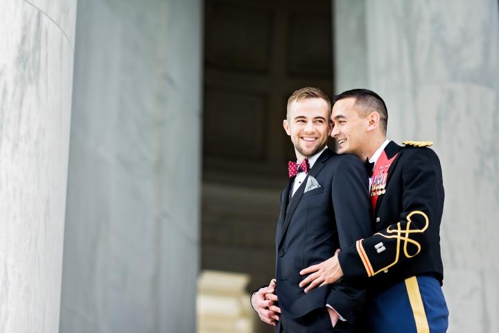 Army Navy Club Gay Wedding-38