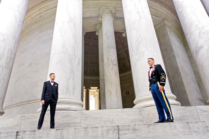 Army Navy Club Gay Wedding-40