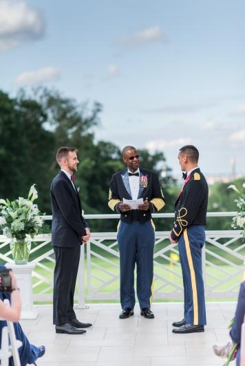 Army Navy Club Gay Wedding-74