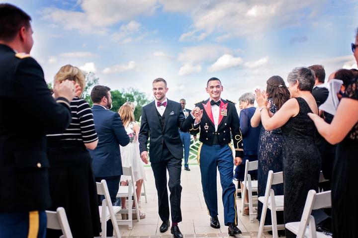 Army Navy Club Gay Wedding-78