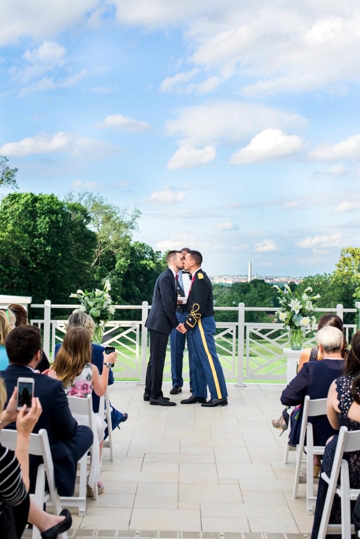 Army Navy Club Gay Wedding-83