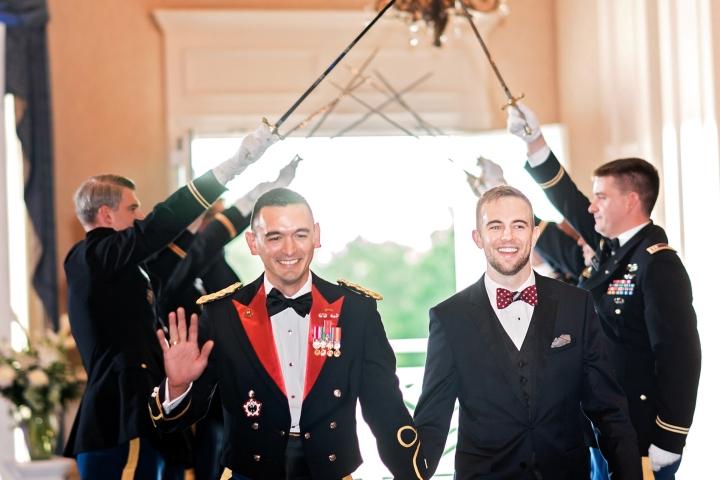 Army Navy Club Wedding, Arlington, VA – 1001Angles Photography