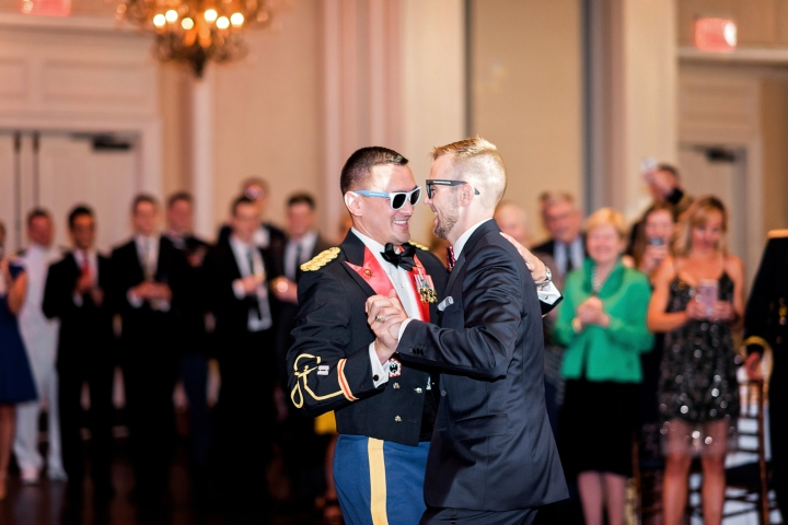 Army Navy Club Gay Wedding-91