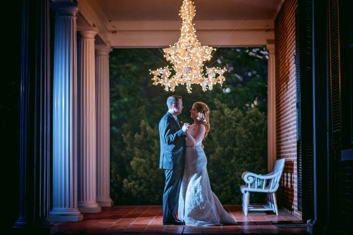 Historick Rockland Wedding Leesburg-107