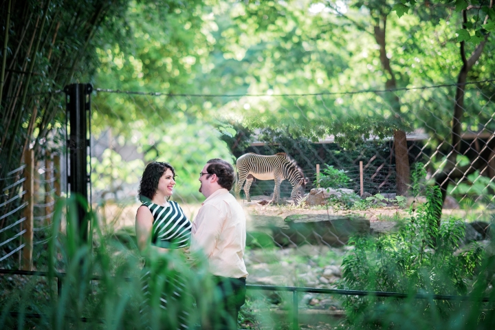 Meridian Hill Park Engagement Session-1