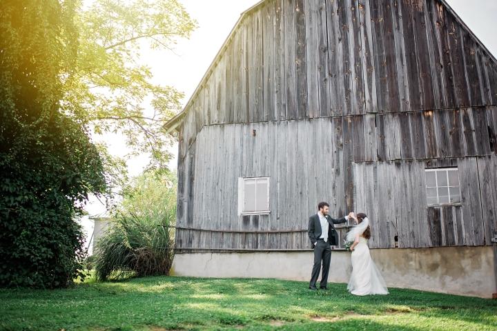 The Barns at Hamilton Station Vineyard Wedding-49