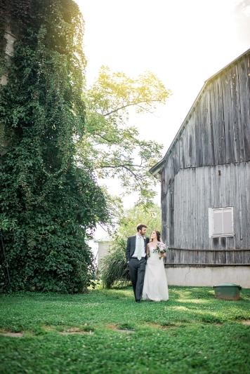 The Barns at Hamilton Station Vineyard Wedding-50