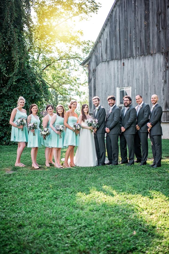 The Barns at Hamilton Station Vineyard Wedding-62