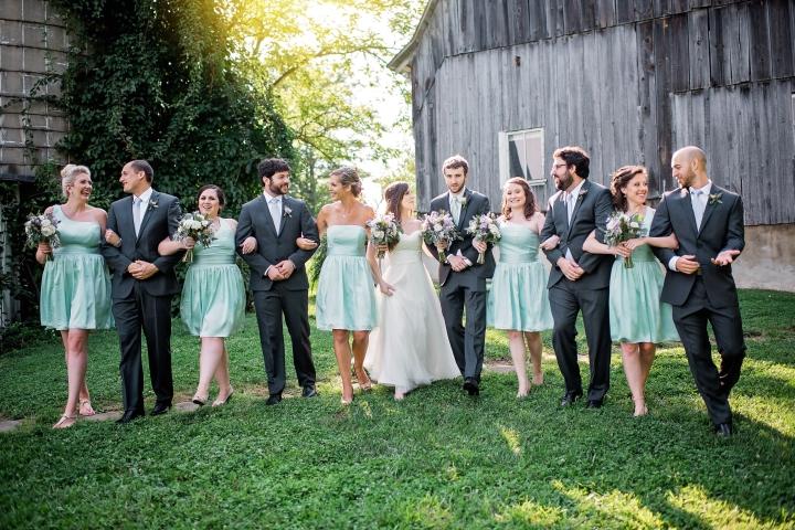 The Barns at Hamilton Station Vineyard Wedding-64