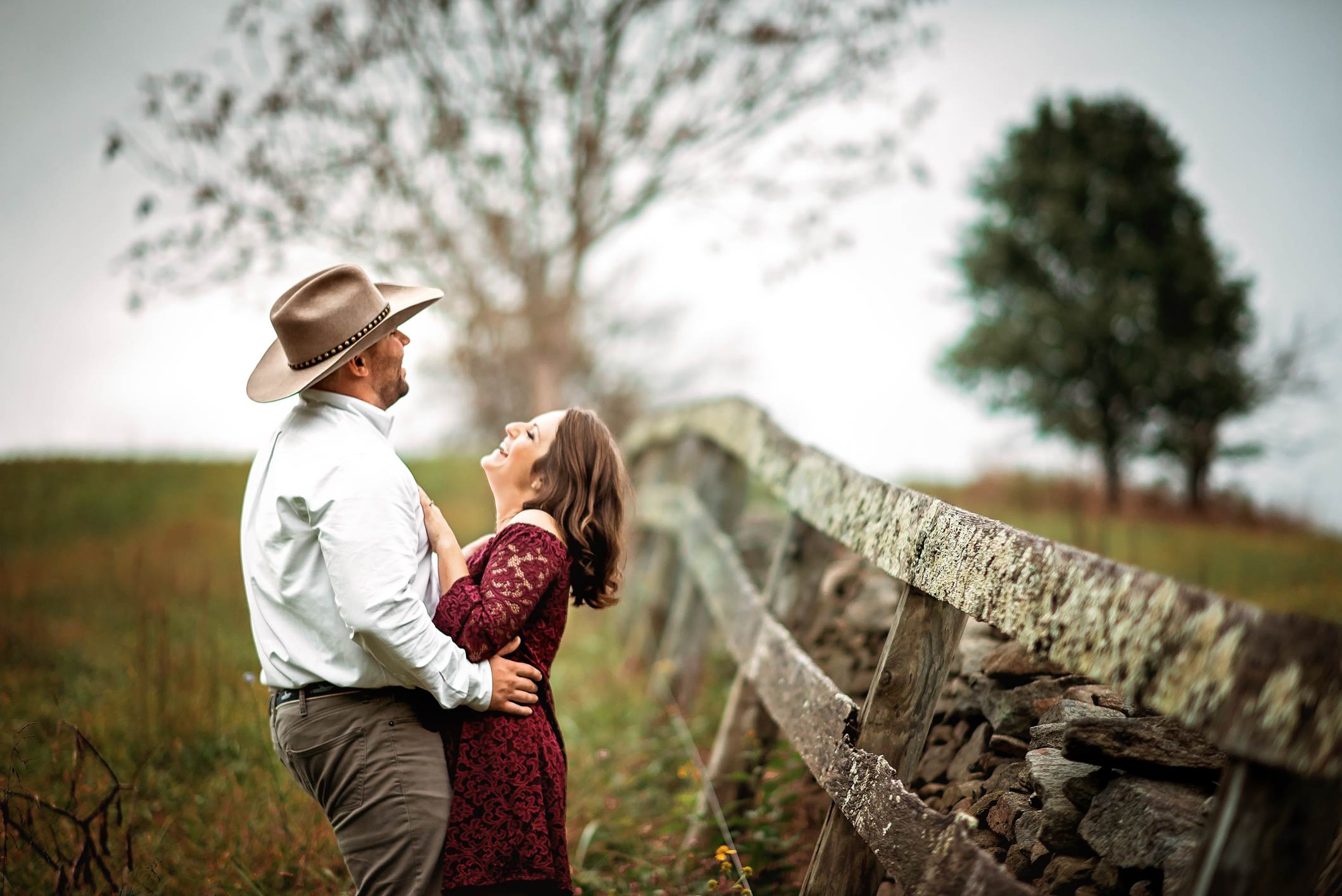 Greenhill Vineyard Engagement Session-24
