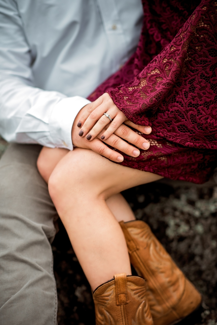 Greenhill Vineyard Engagement Session-6