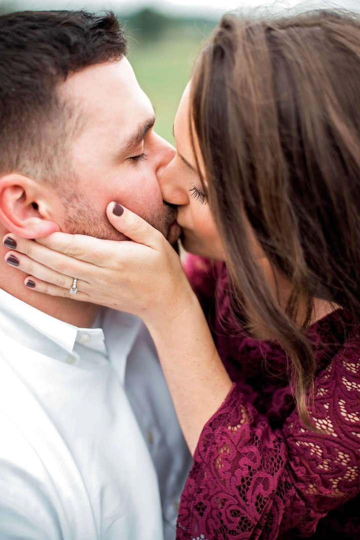 Greenhill Vineyard Engagement Session-8