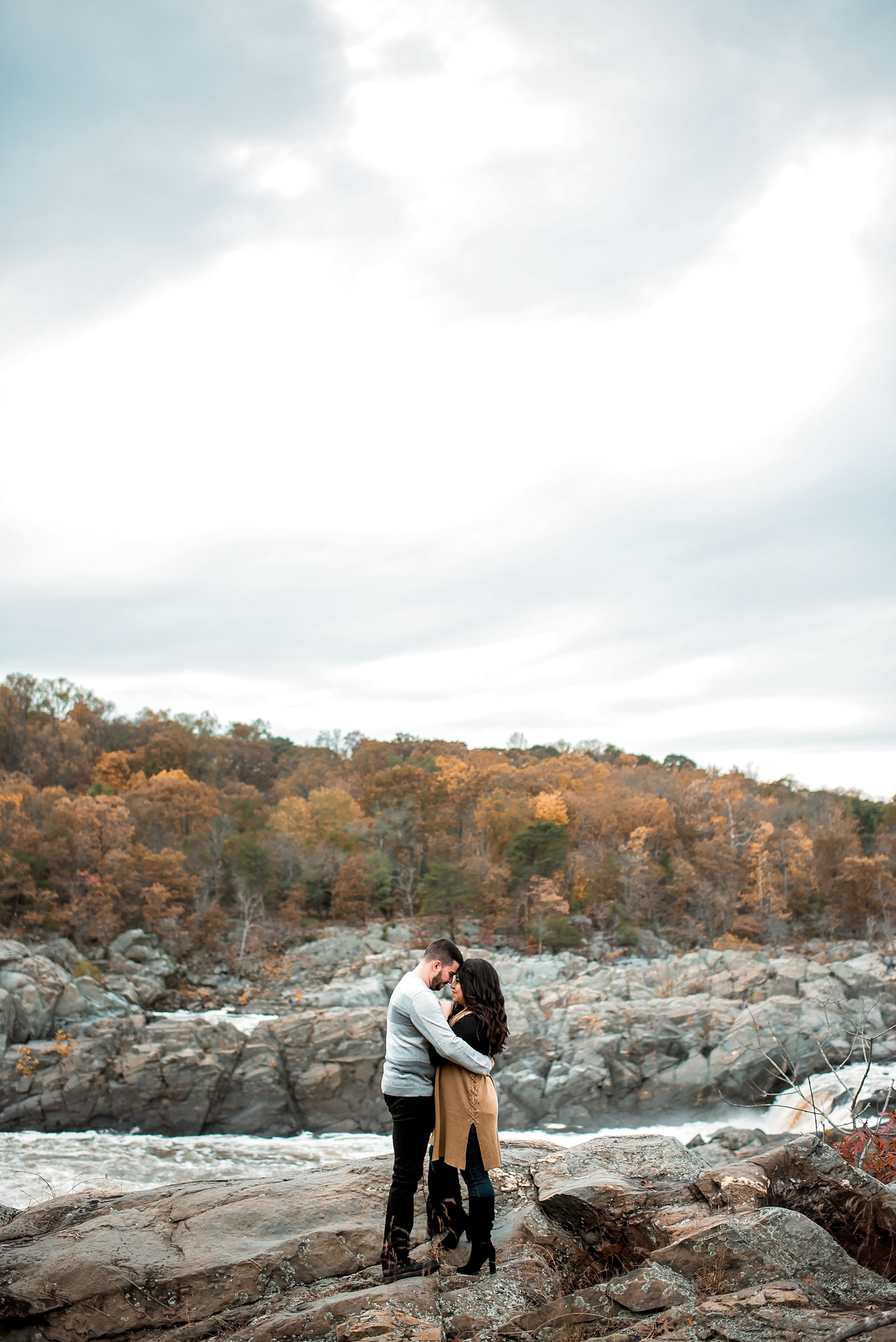 Great Falls Engagement Session Virginia-1