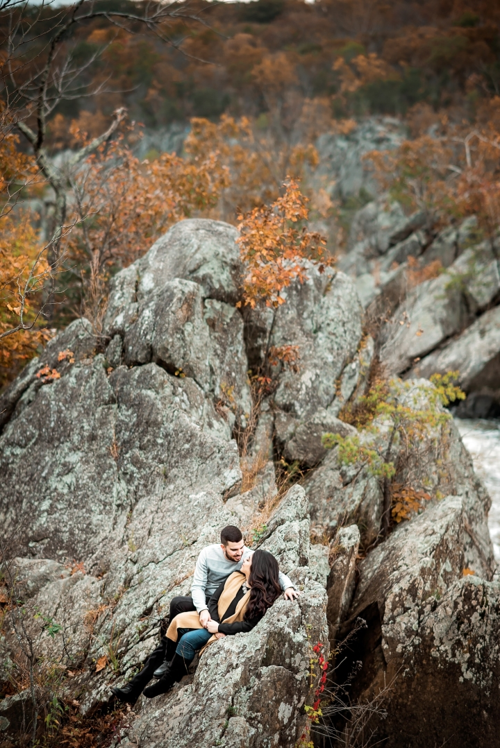 Great Falls Engagement Session Virginia-10